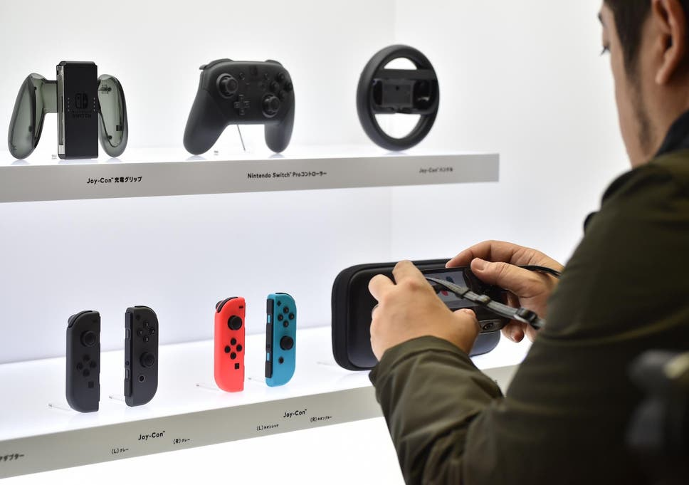 Nintendo Switch uses old internet browser tools, meaning