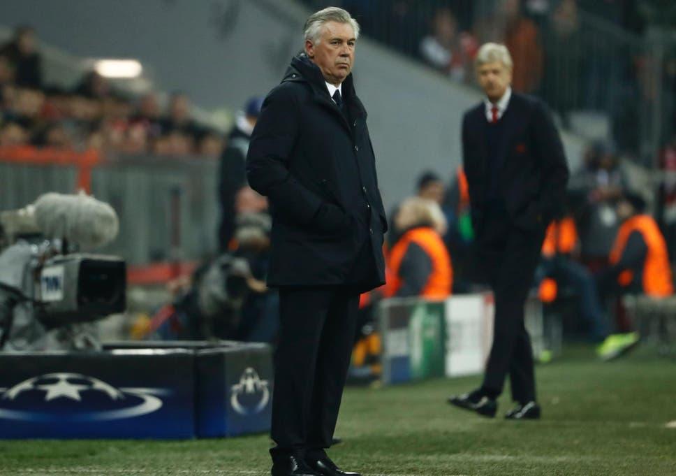 6ddd418d8b8 Carlo Ancelotti hails Bayern s best performance under his management ...