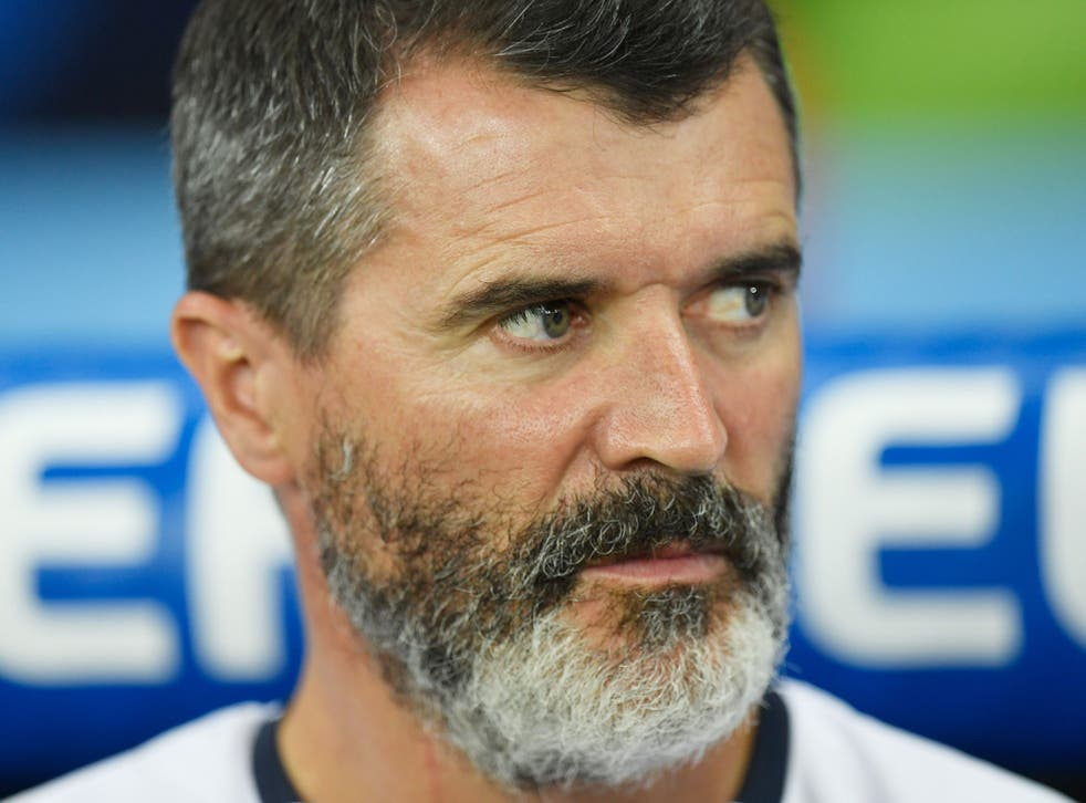 Roy Keane launched a scathing verbal attack on Arsenal following the loss to Bayern Munich