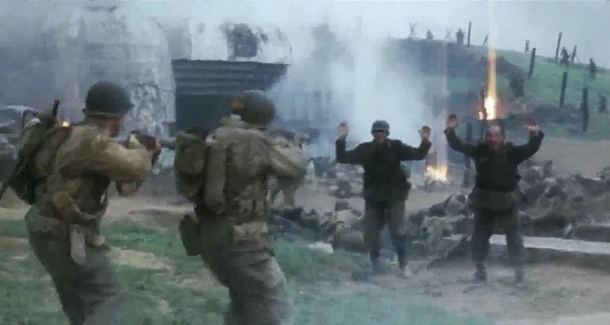 the saving private ryan detail you might have missed that