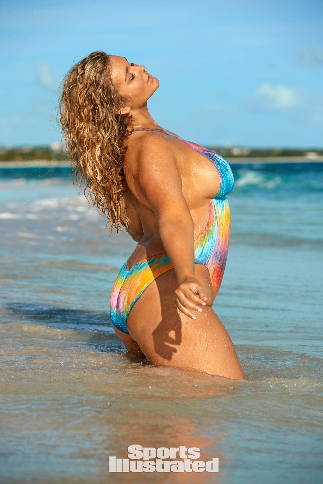tyra banks bikini