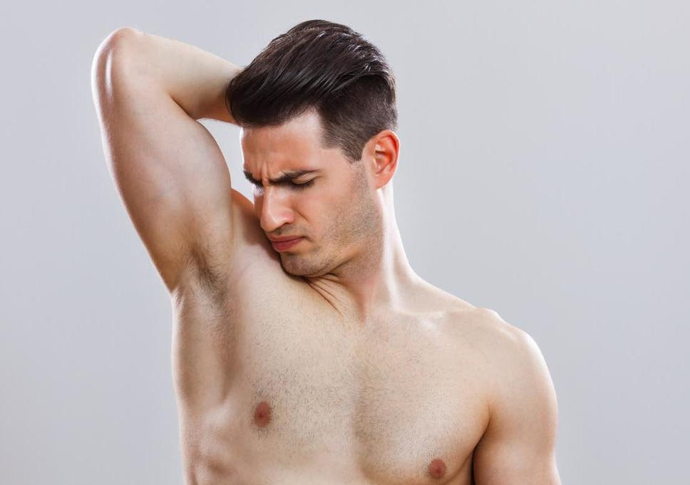 Rubbing someone else's sweat on your armpits could help treat bad smelling  BO, scientists reveal