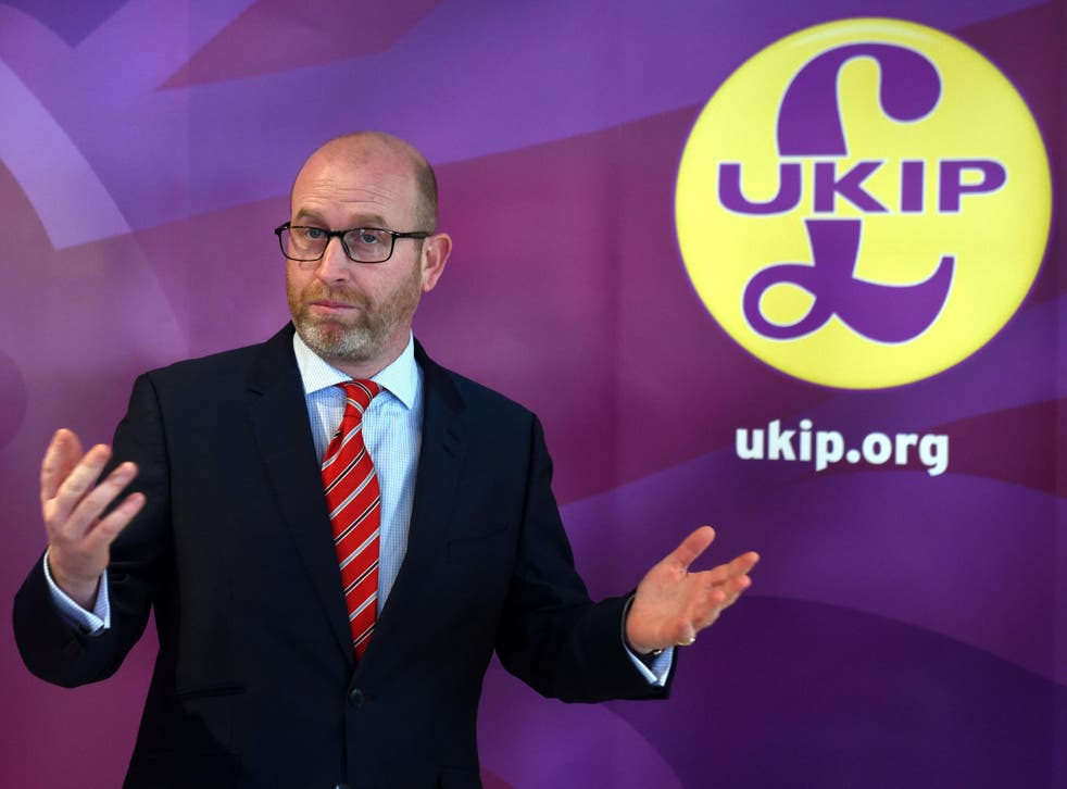 Mr Nuttall, Ukip's candidate in the upcoming Stoke by-election, has faced a number of damaging allegations about the accuracy of statements on his website