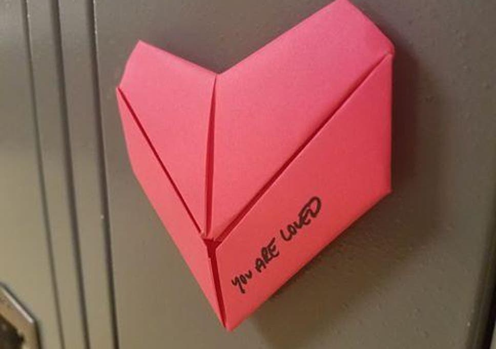 Anonymous Student Spends Months Making 1300 Valentines Day Cards