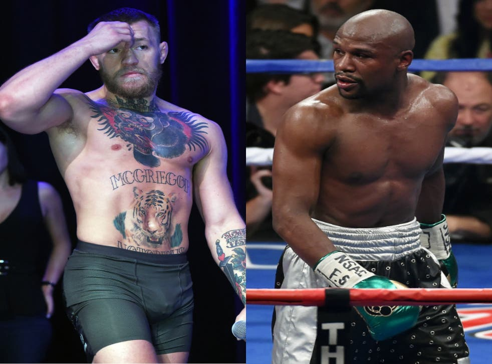 Conor McGregor and Floyd Mayweather look set to meet