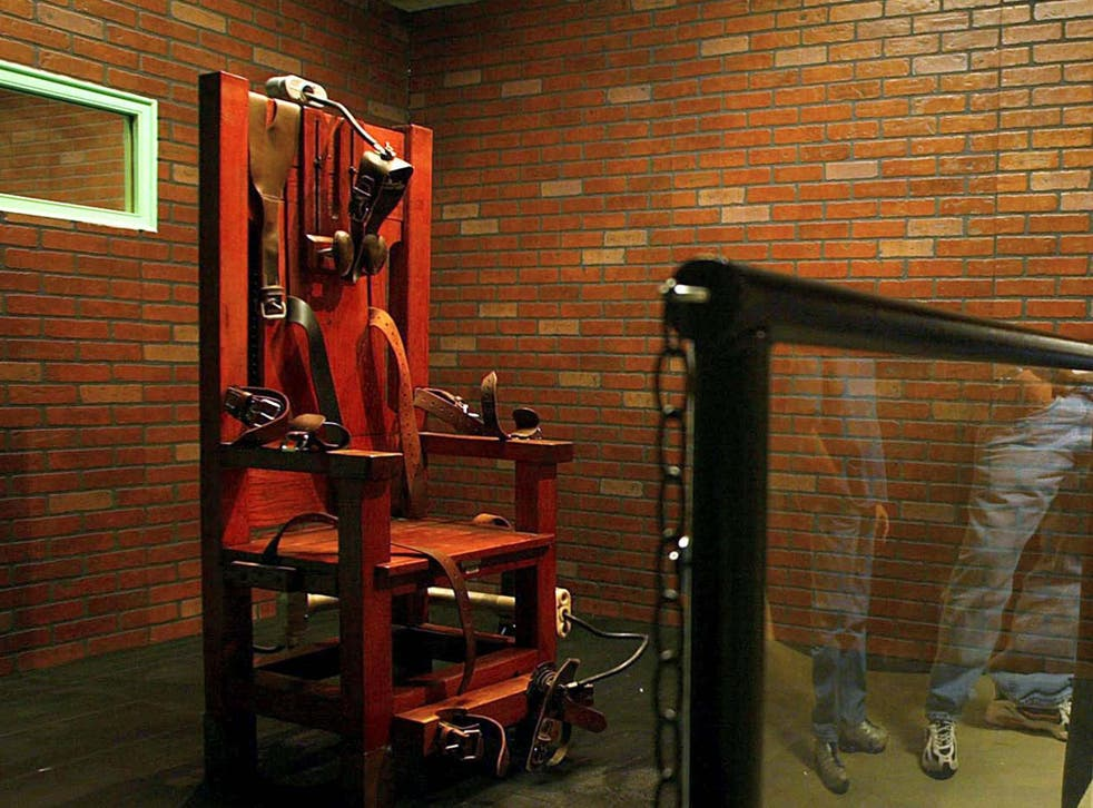 'Old Sparky', the electric chair where 361 people were executed over 40 years, is still fully functional and is tested regularly