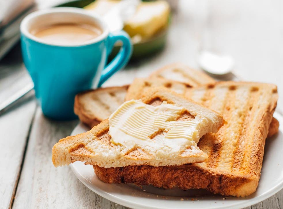 <p>Buttered toast could get healthier if bread made from with gene-edited wheat makes it to the supermarket shelves </p>