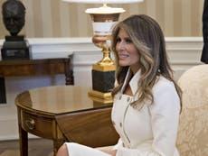 Melania Trump backs down over 'multi-billion dollar business' plans