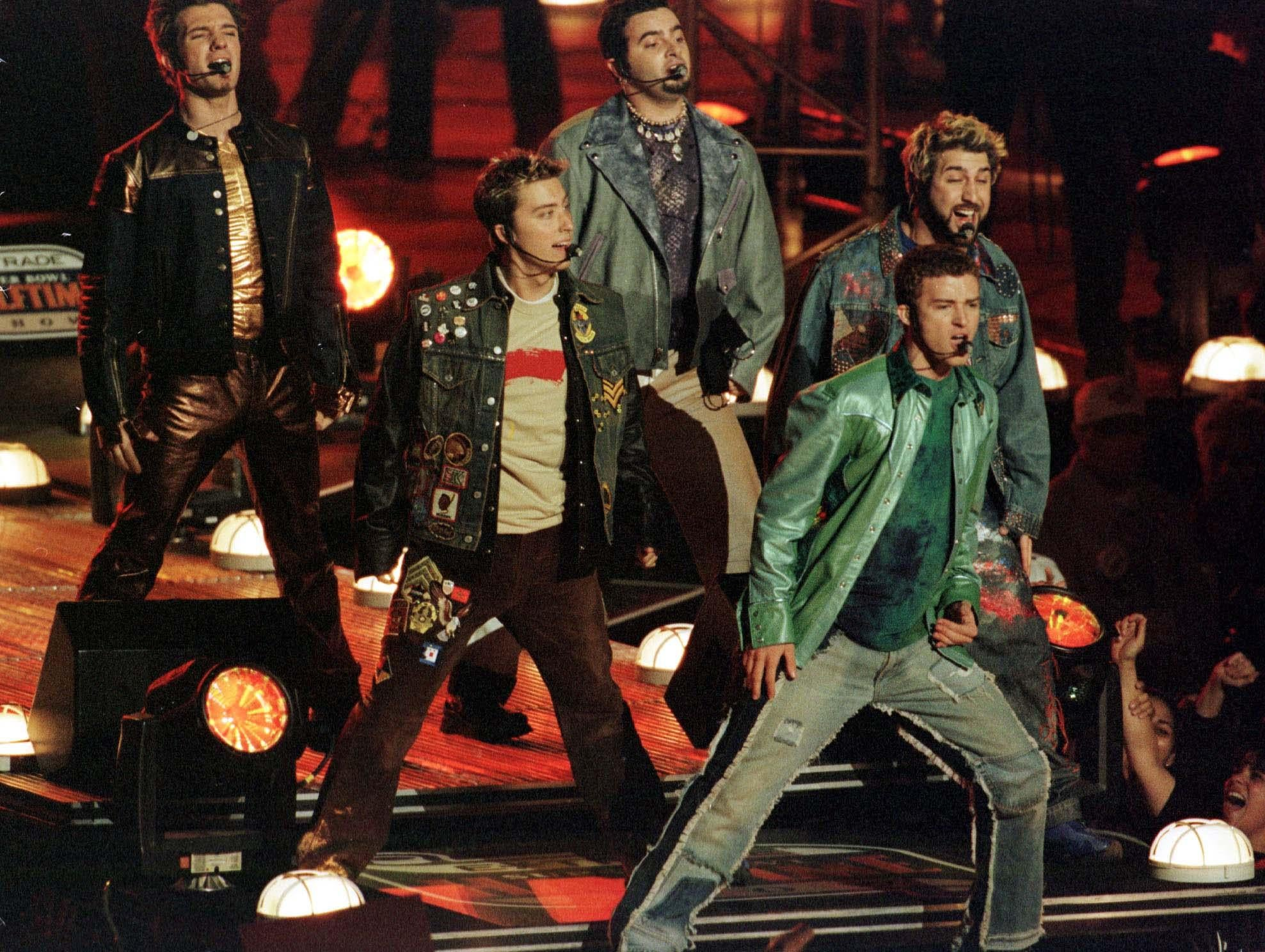 N Sync reunion to happen later this year   The Independent