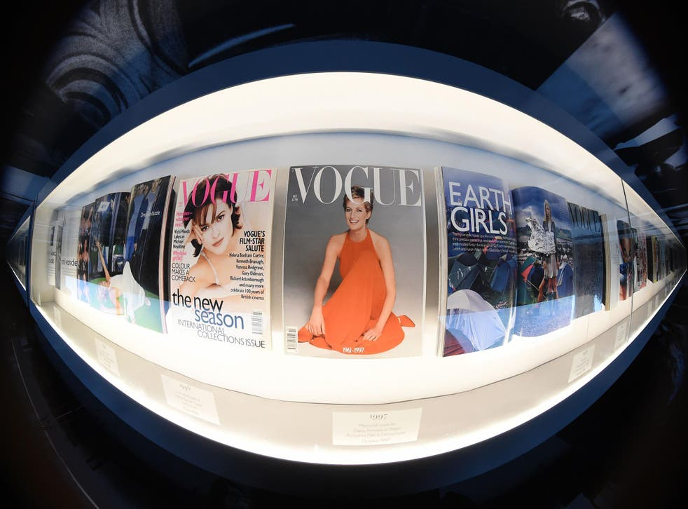Vogue UK is working to diversify fashion on and off the runway