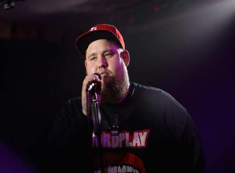 Rag 'n' Bone Man scores UK No.1 album with his debut Human