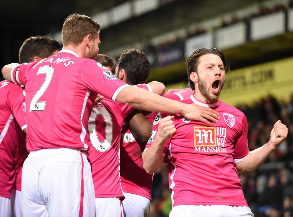 Bournemouth's Arter has become a father