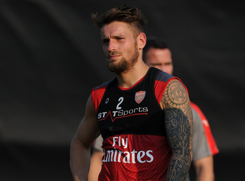 Debuchy could return to the first-team against Sutton