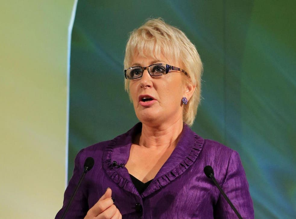 Jane Collins will lead the alliance of four politicians in control of Ukip