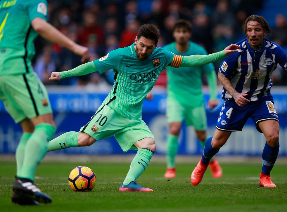Can Messi and Co hit back after their humiliating defeat in Paris?