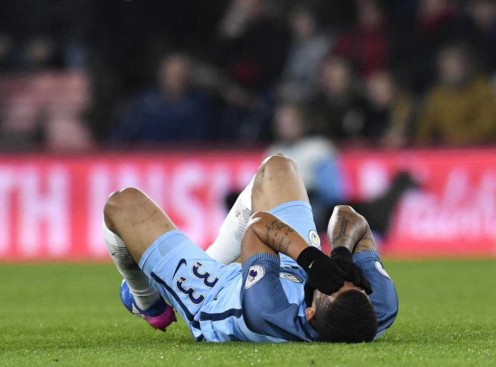 Gabriel Jesus faces up to three months out