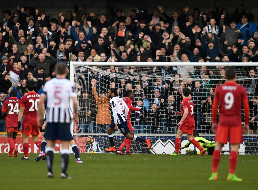 Shaun Cummings' injury-time goal was enough to book Millwall a spot in the quarter-finals