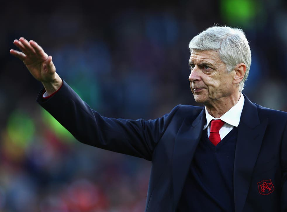 The speculation over Wenger's future in football management continues