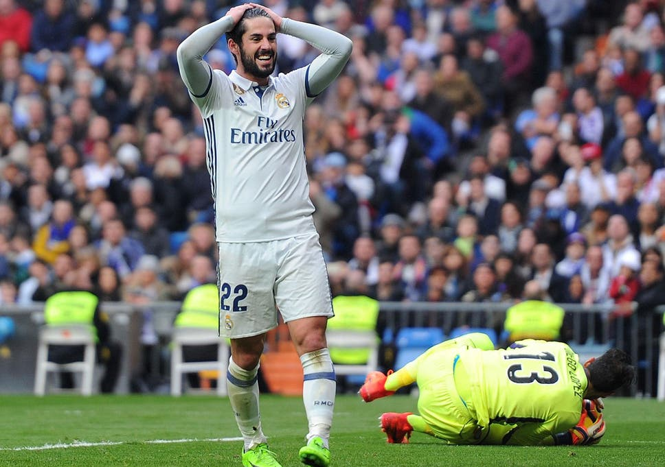 83629e8a92a Isco considering his Real Madrid future after growing  worried about  getting more minutes  to alert Arsenal and Spurs