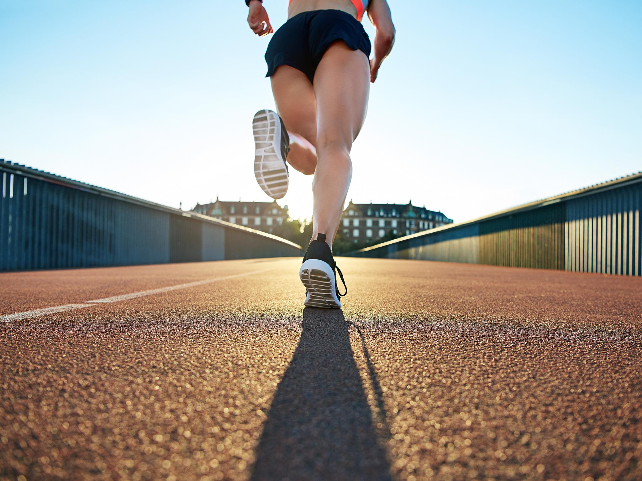 How high-mileage running makes muscles and tendons more efficient | The Independent