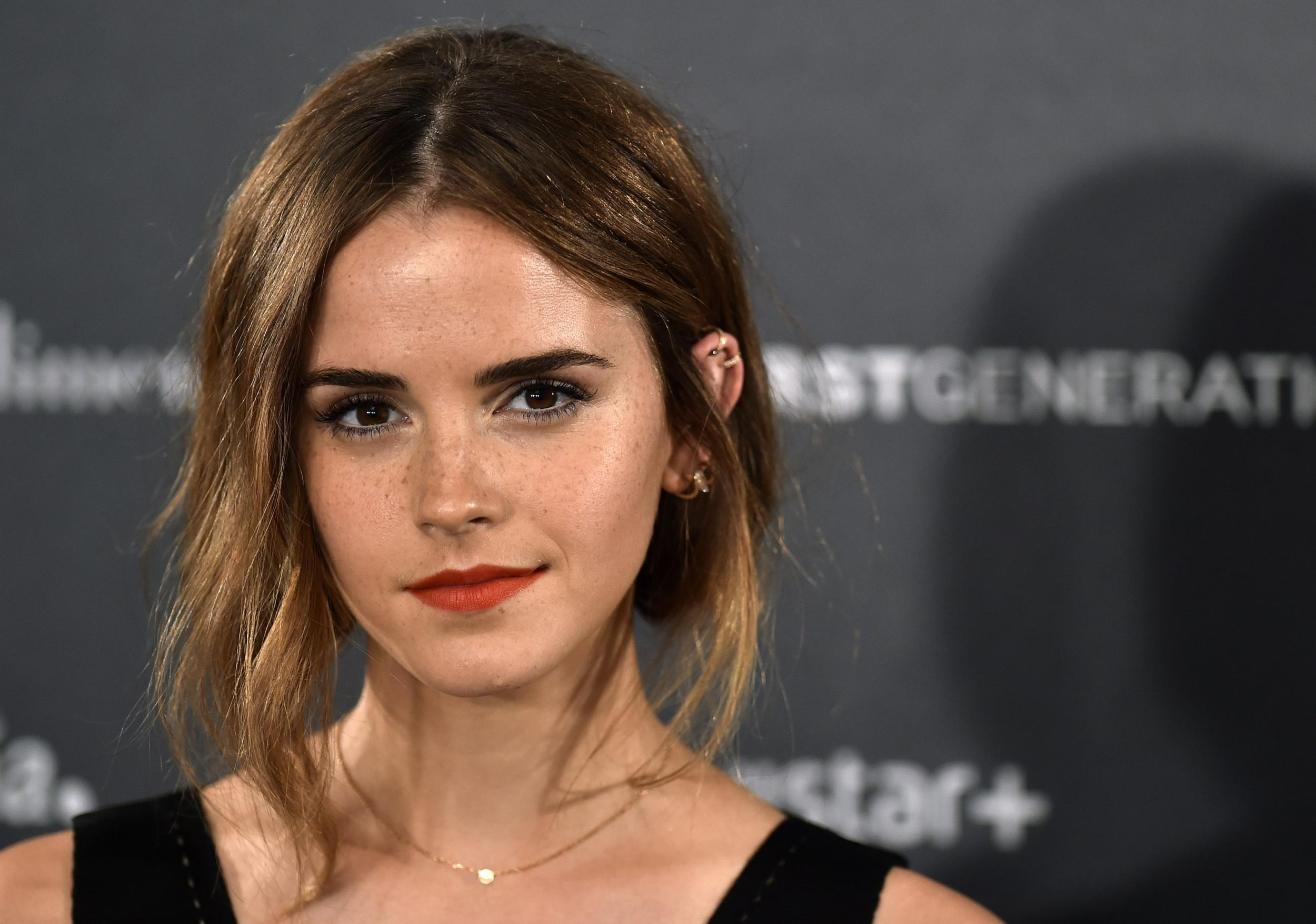 Emma Watson Creates Instagram Account To Promote Ethical Clothing On Beauty And The Beast Tour