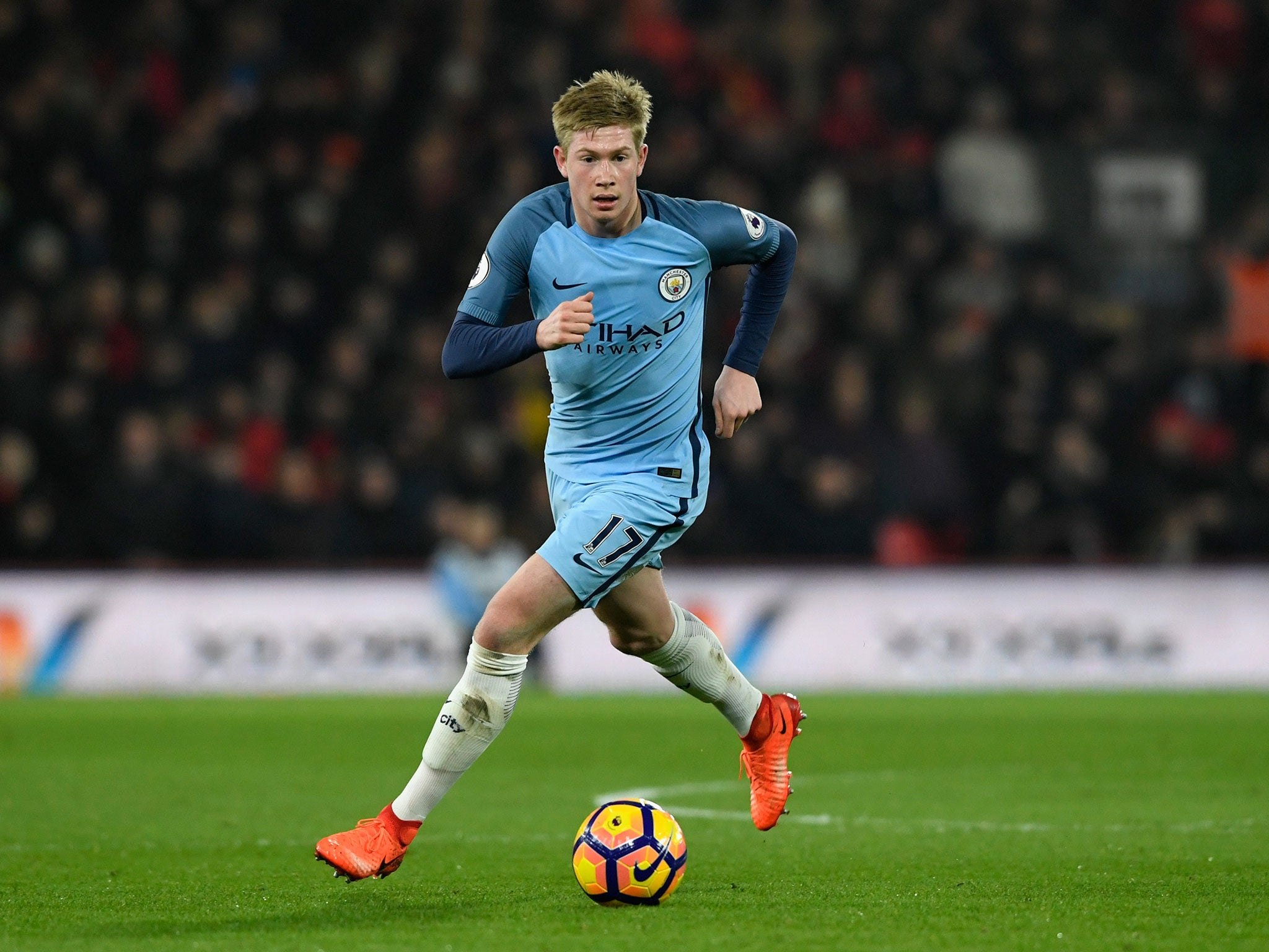 Manchester City Vs Monaco Why Kevin De Bruyne S Manager