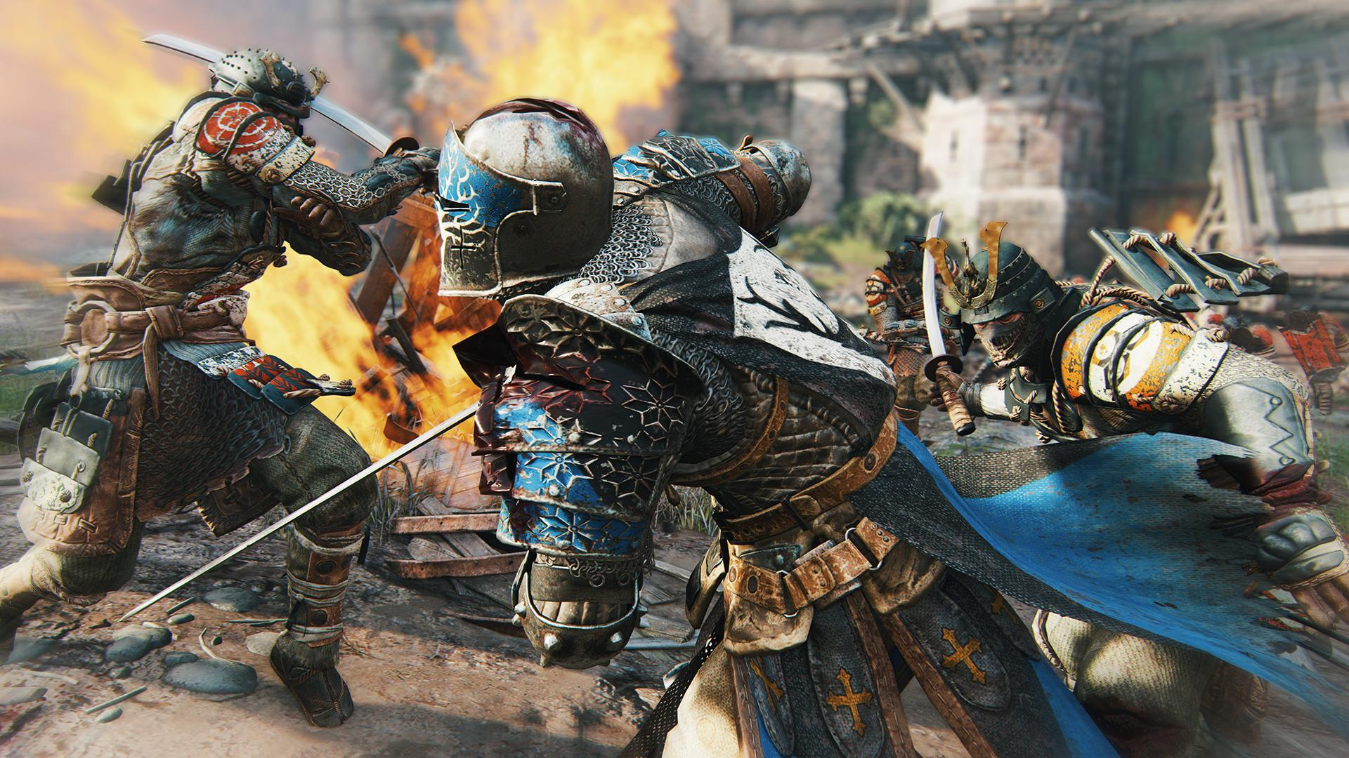 For Honor Review: Challenging Combat System Let Down by Technical Issues