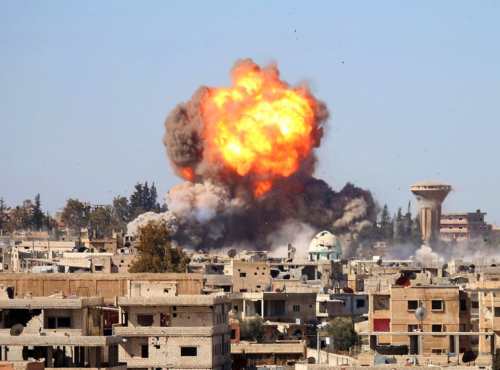 Battles continue between the government, opposition groups and extremists across Syria