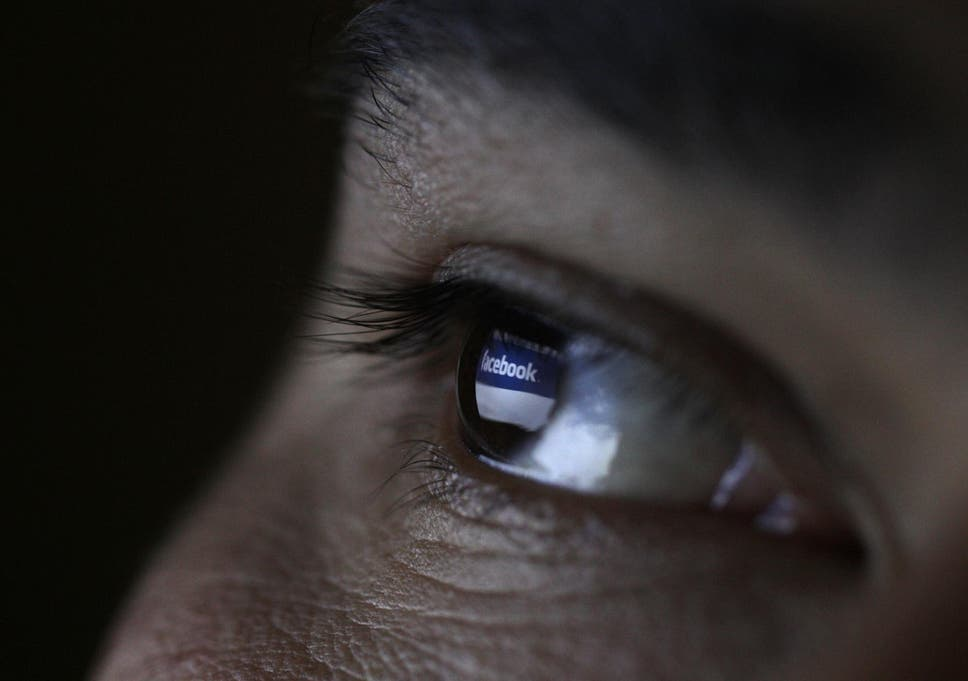 Facebook tool searches through people's personal information