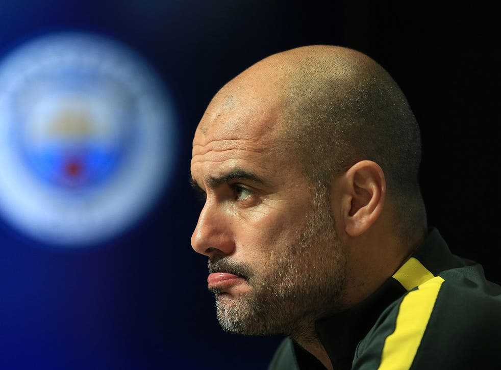 Pep Guardiola will not let Manchester City's critics detract from the occasion when his side take on Monaco