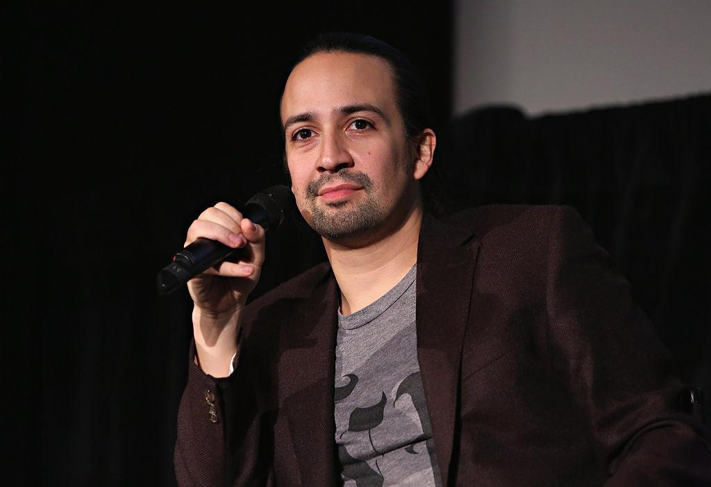 Lin-Manuel Miranda on hosting the Oscars: 'It's not a thing I would ever want to do'