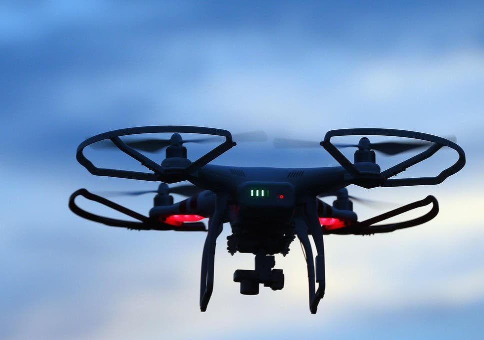 Iran bans private drones above capital Tehran over security