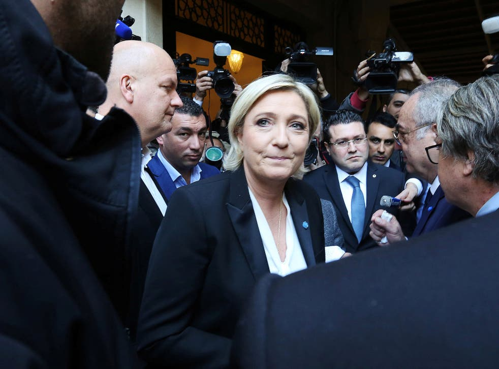 Marine Le Pen would need her opponents' opponents support to secure the French presidency – but could it still happen?