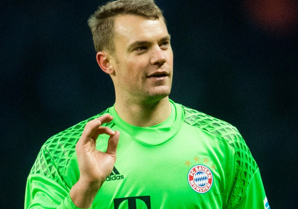 newest 1d716 5d334 Arsenal taunted by Manuel Neuer as Bayern Munich goalkeeper ...