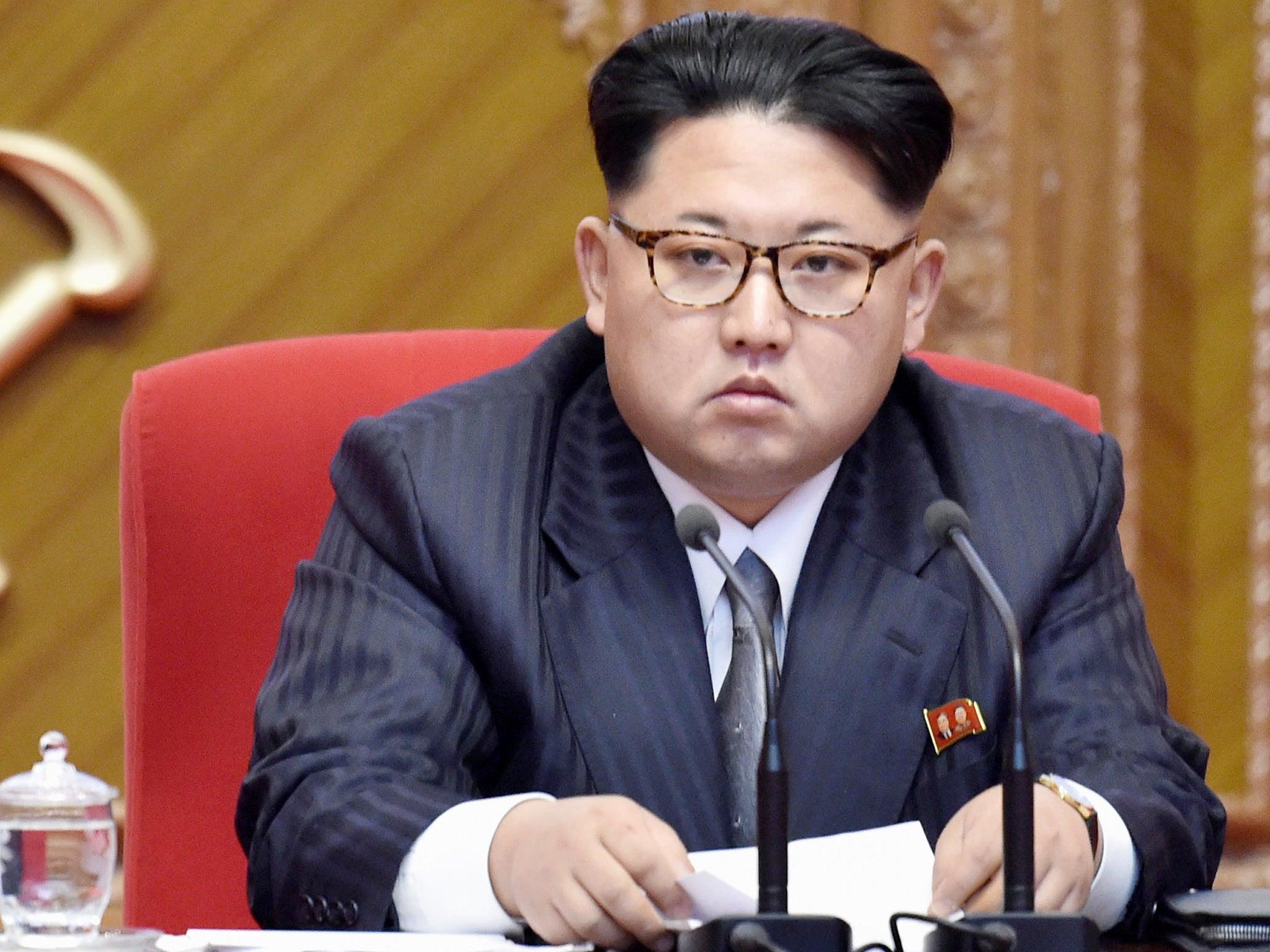 kim jong un - photo #30