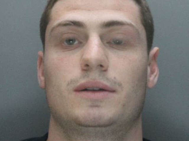 Shaun Walmsley has been on the run since 21 February