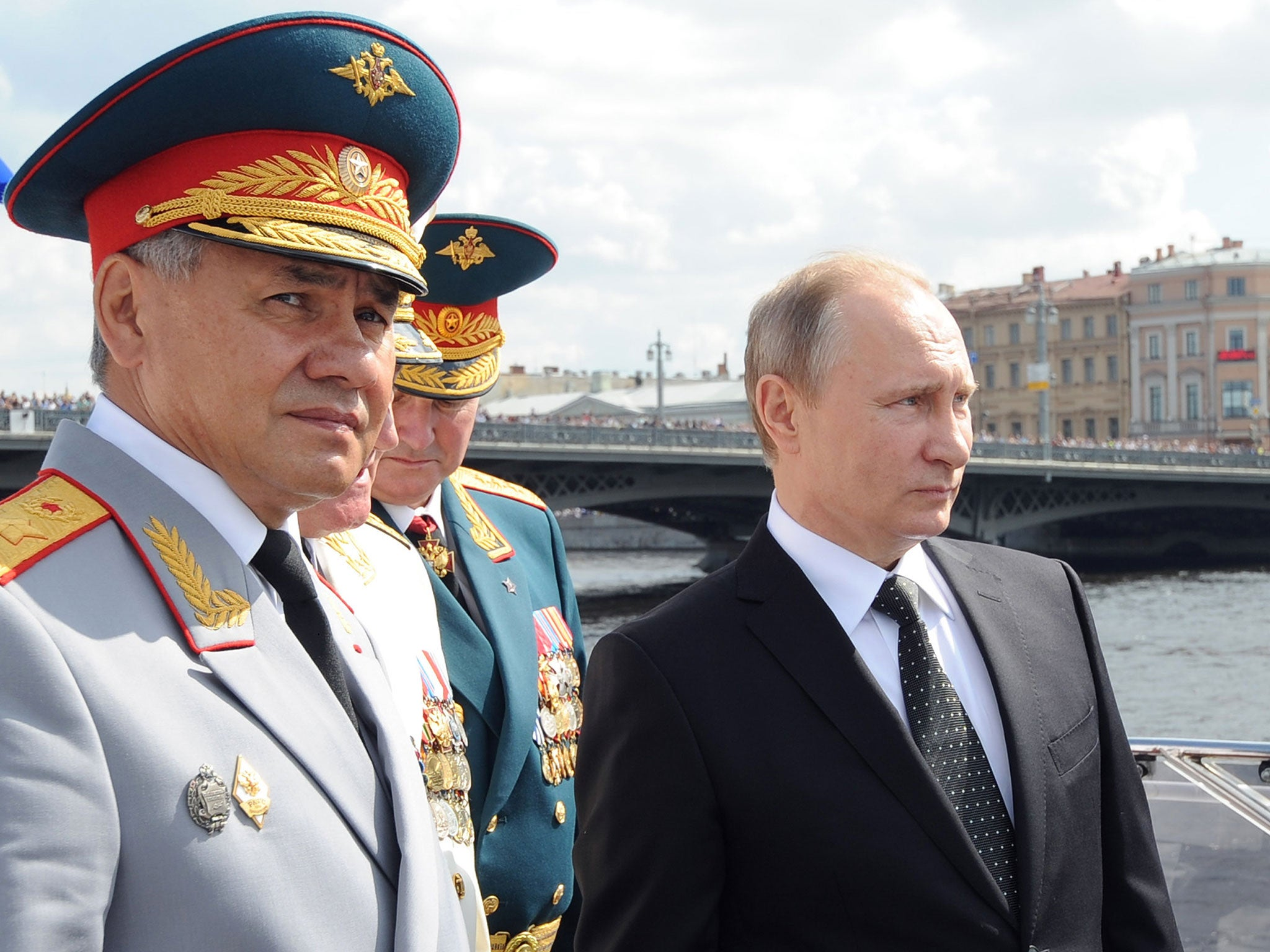 Shoigu told about the new subspecies of the Armed Forces of the Russian Federation 02.02.2017 39