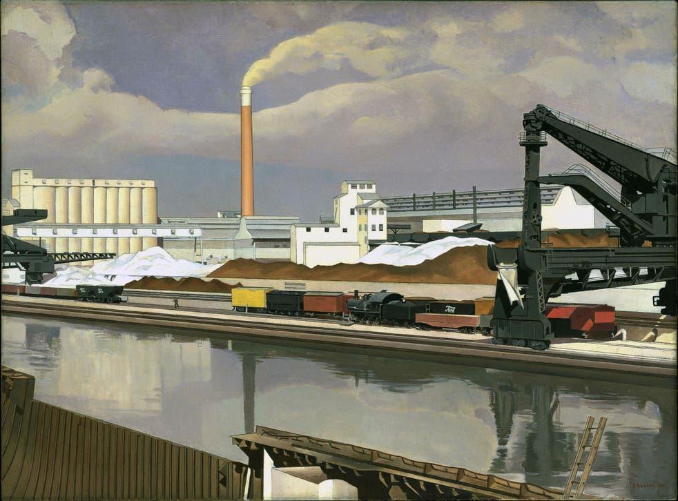 Charles Sheeler, 'American Landscape', 1930