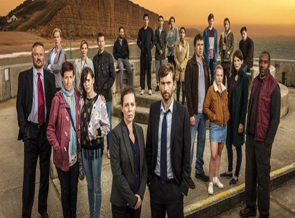 Catch me if you can: Broadchurch returns for its third – and final – series