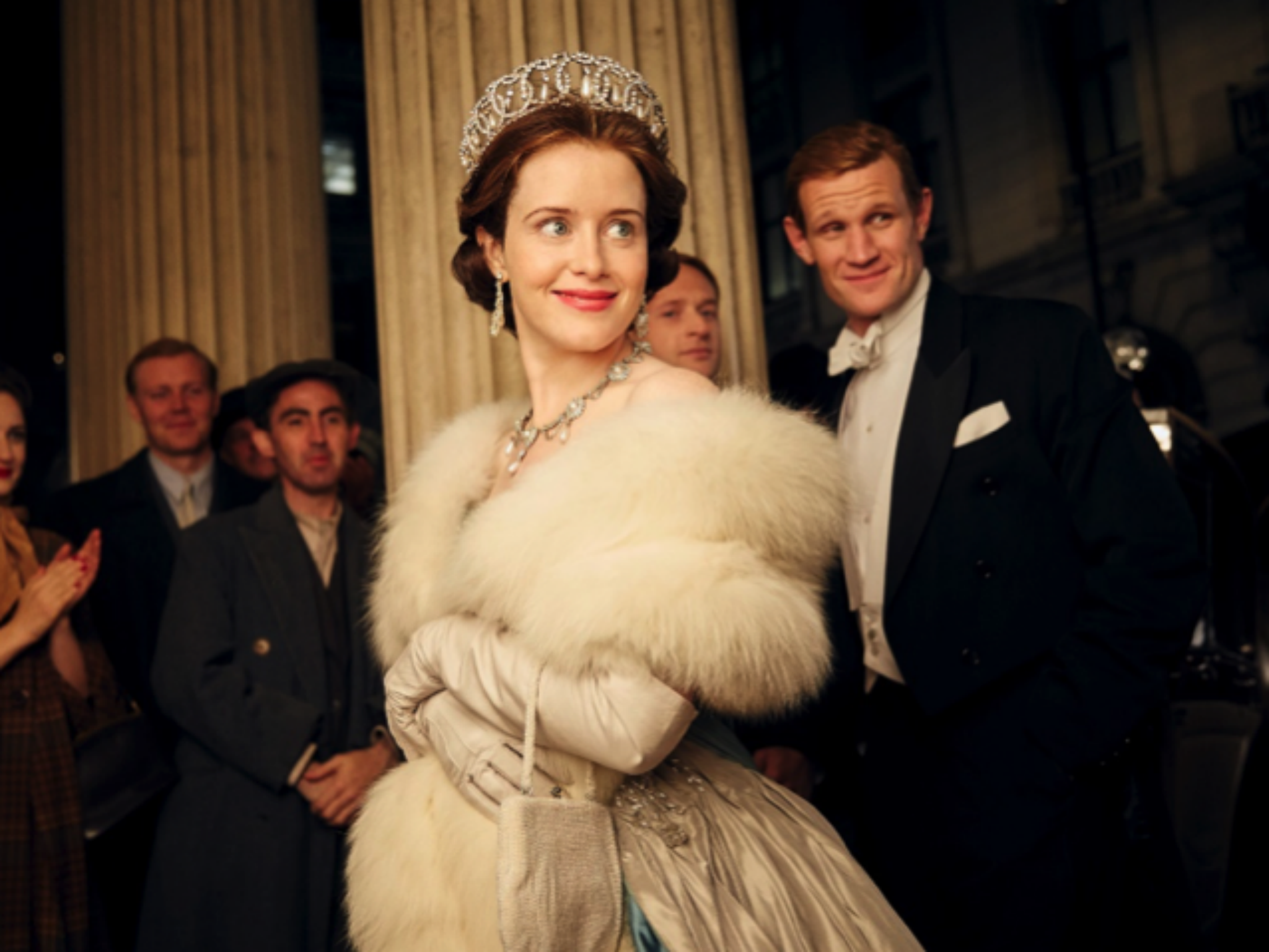 The Crown: The best costume from the award-winning royal Netflix drama