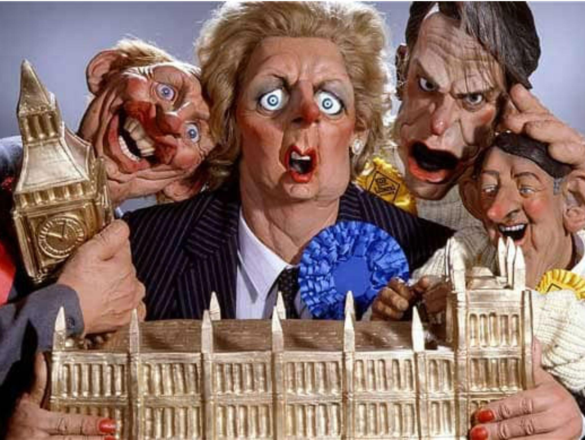 Spitting Image to return to TV after 23 years with 'Trump and Meghan…