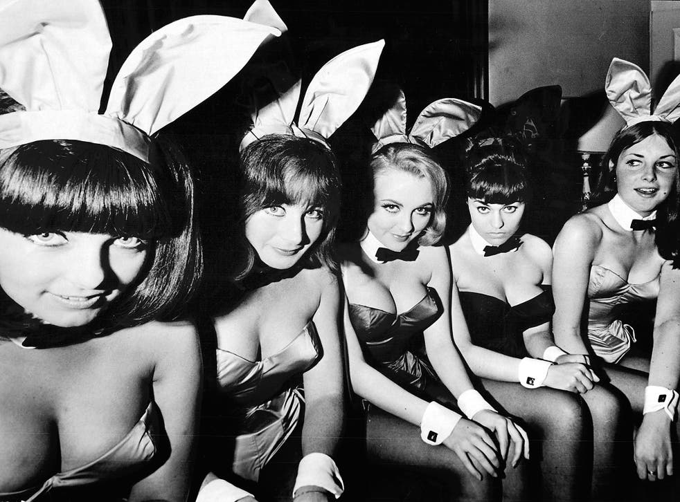 All ears: Playboy's defenders – and there are many – claim the magazine empowers women