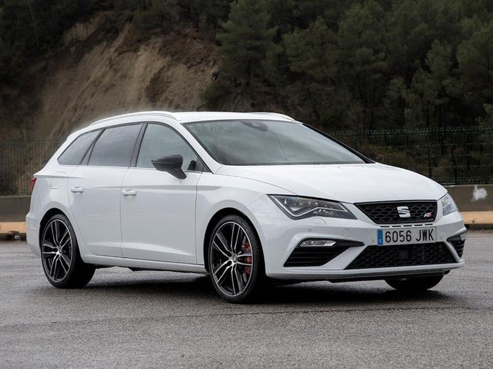 review: seat leon cupra st 300 4drive | the independent