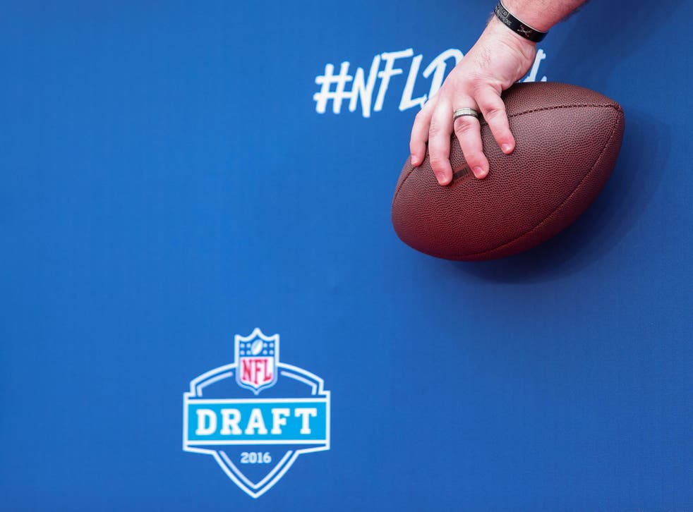 It's nearly draft time, and America is excited
