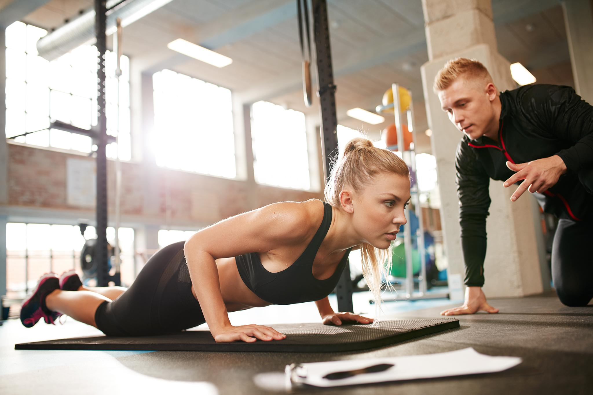 The most common things people are doing wrong in the gym, according to 12 top personal trainers