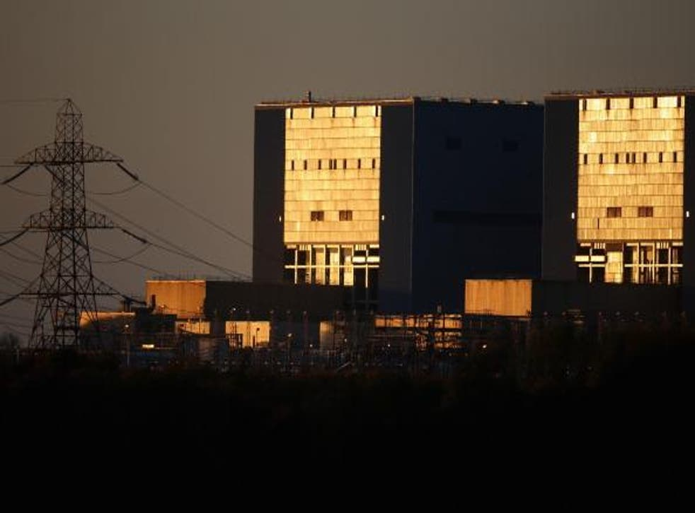 The Lords report focuses heavily on the controversial Hinkley nuclear power station