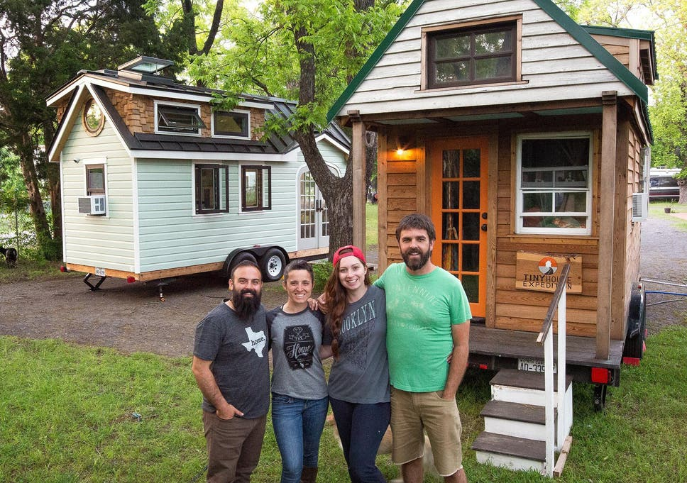 Tiny House Movement: Meet The Couple Who Live In Home The Size Of A Shed
