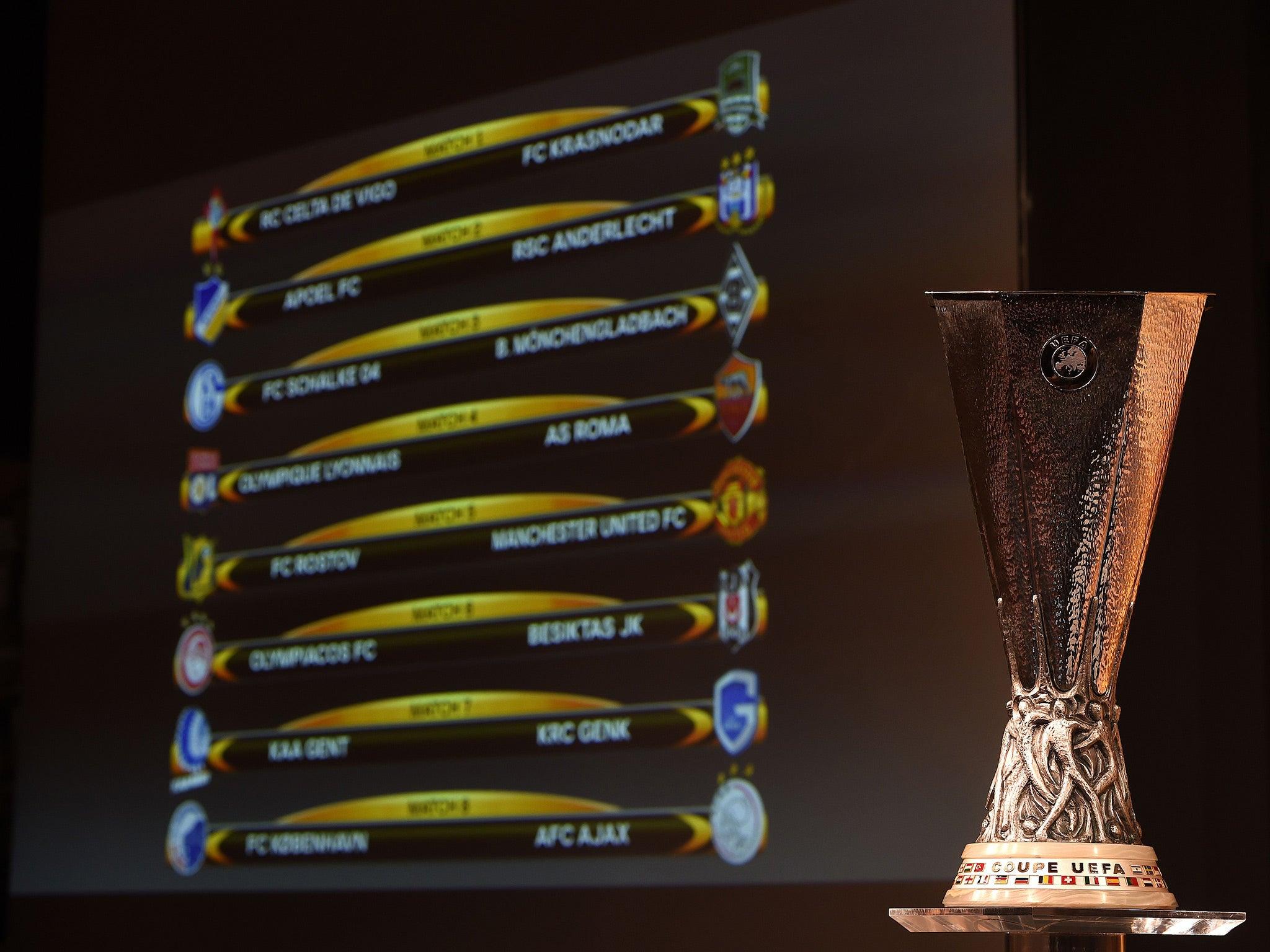 europa league 2017 16