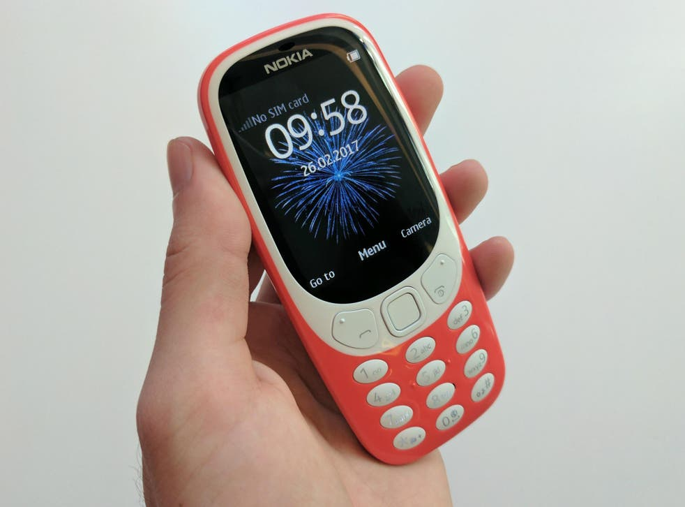 The 3310 stole the show from the likes of Samsung, LG and Huawei at MWC 2017