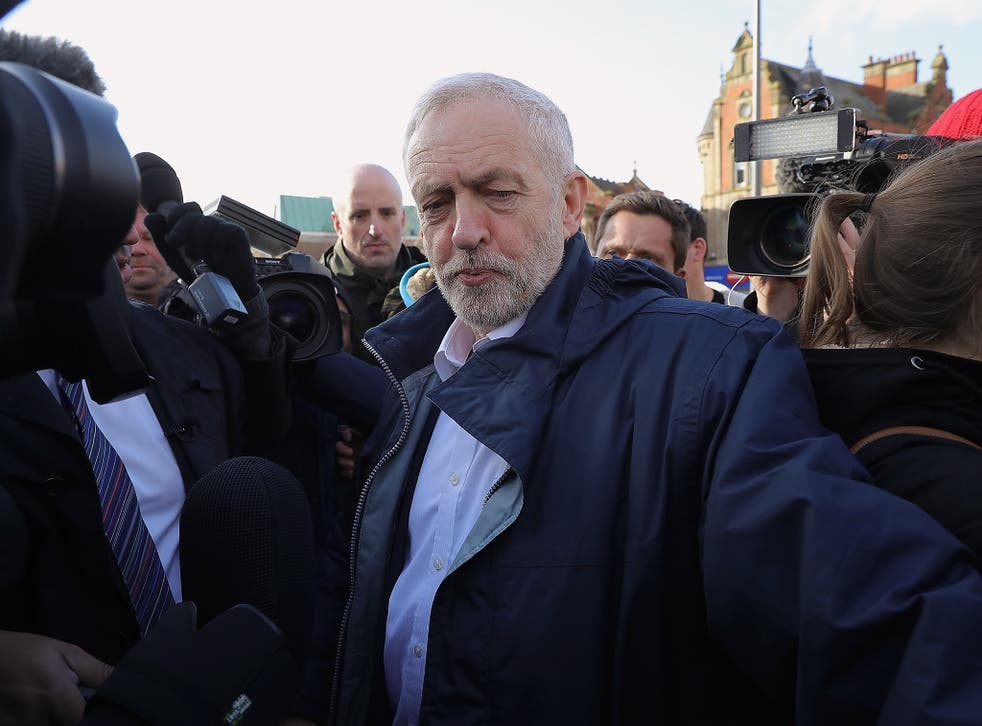 Corbyn's allies fear that the Labour leader will not be succeeded by a left-winger